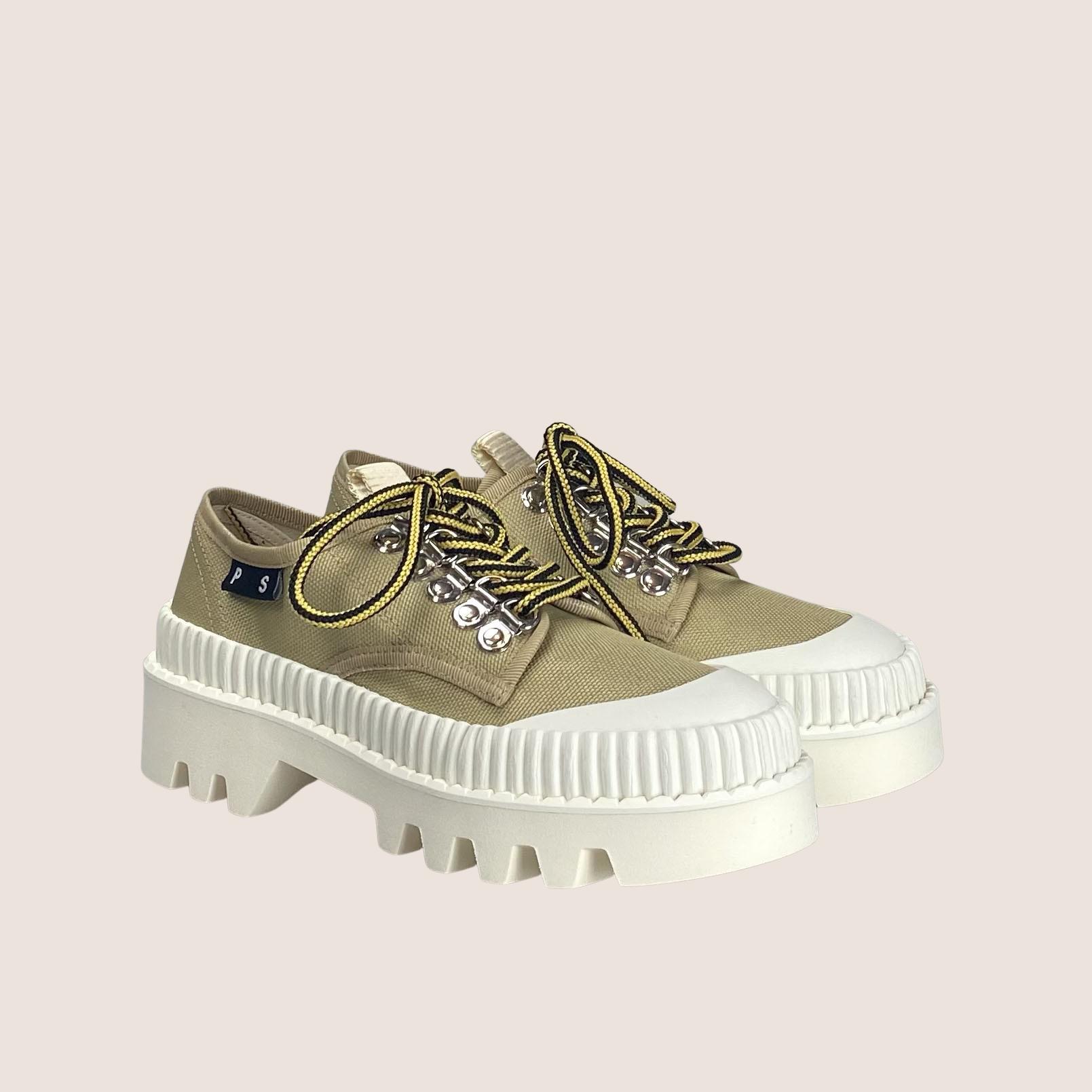 City Lug Sole Shoes