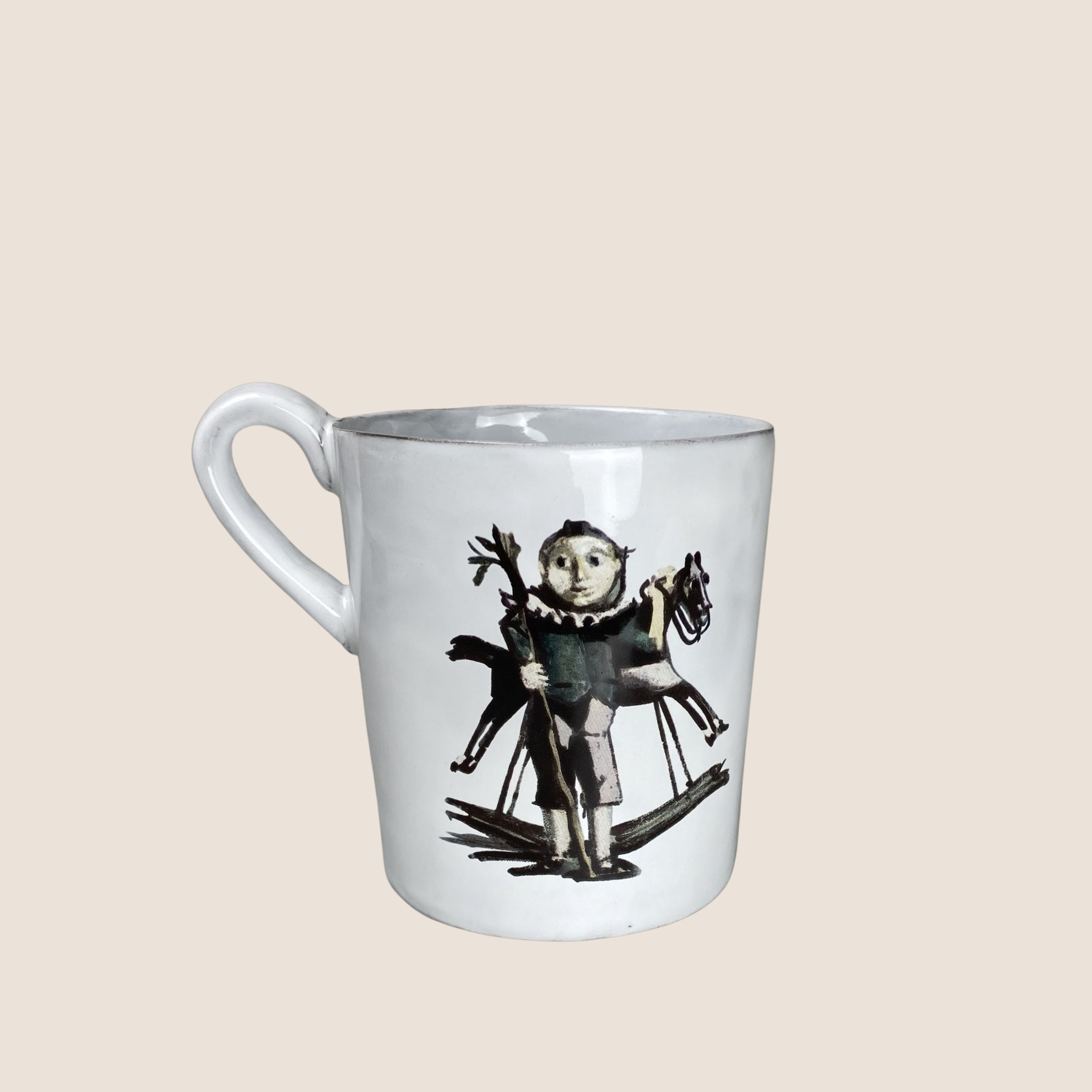 Illustrated Mug - Lui