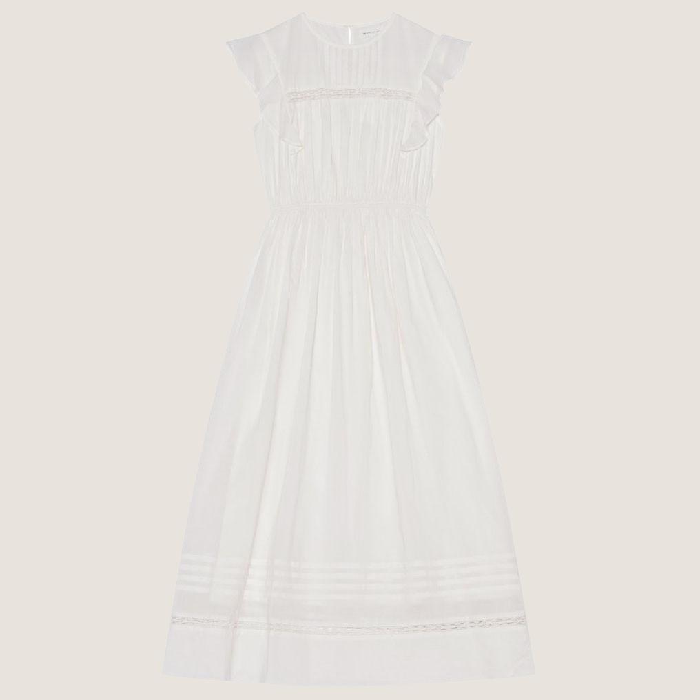 Olive Long Dress