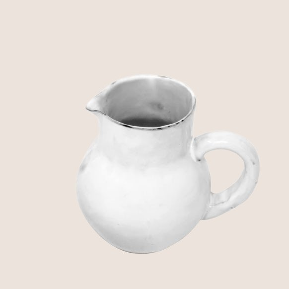 Mademoiselle Round Pitcher - Small