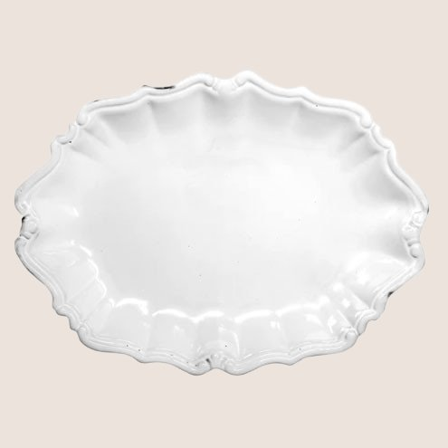 Saint-Jacques Oval Platter