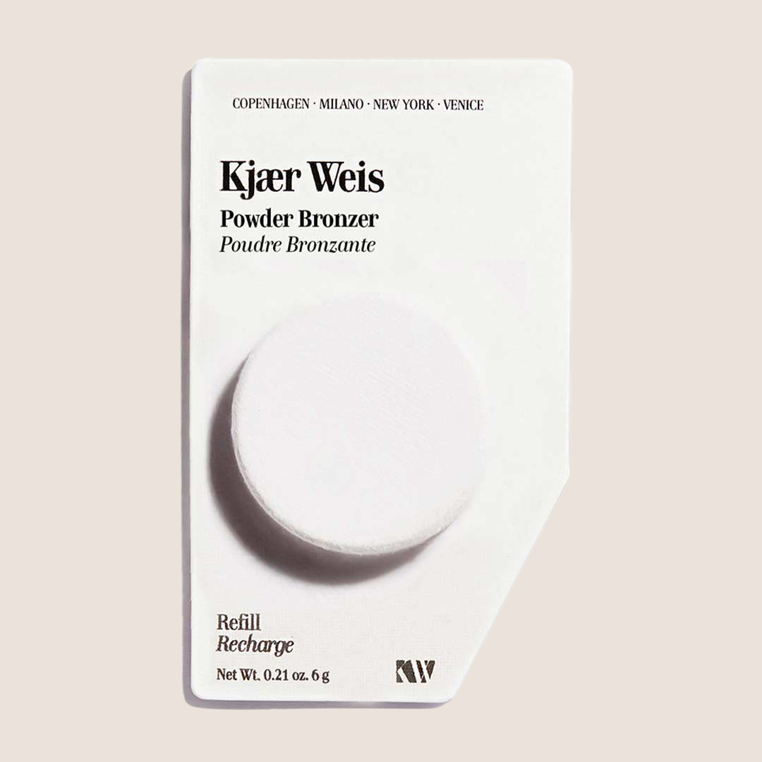 Powder Bronzer Refill - Bask