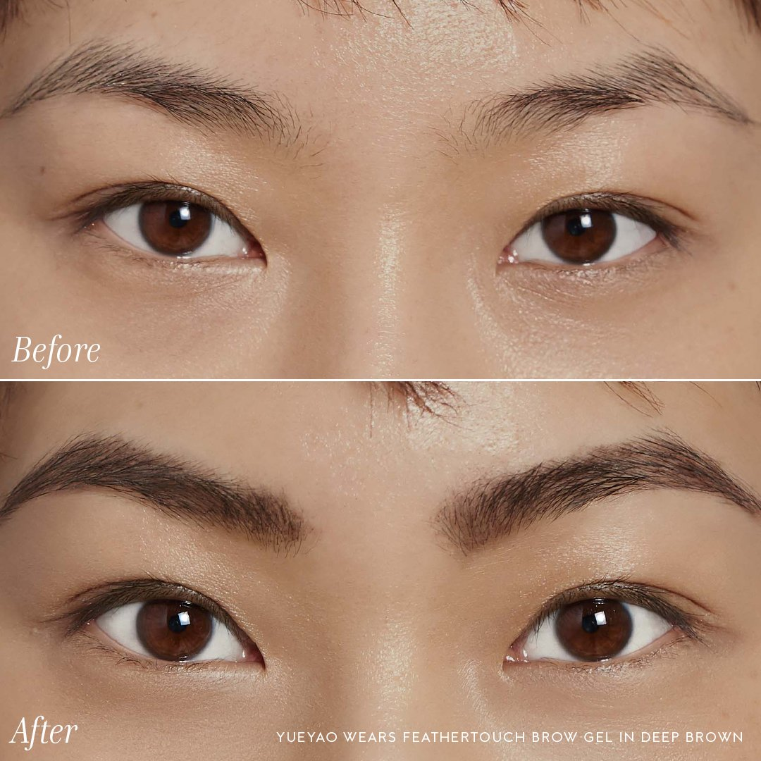 Brow Gel - Deep Brown