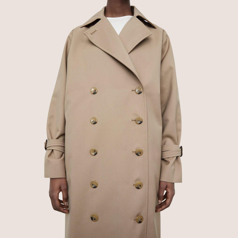 Signature Trench Coat