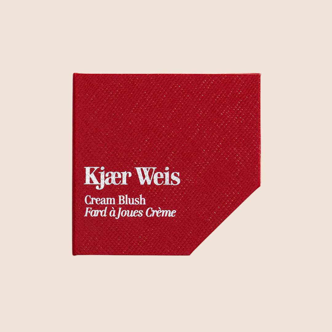 Red Edition Cream Blush Case