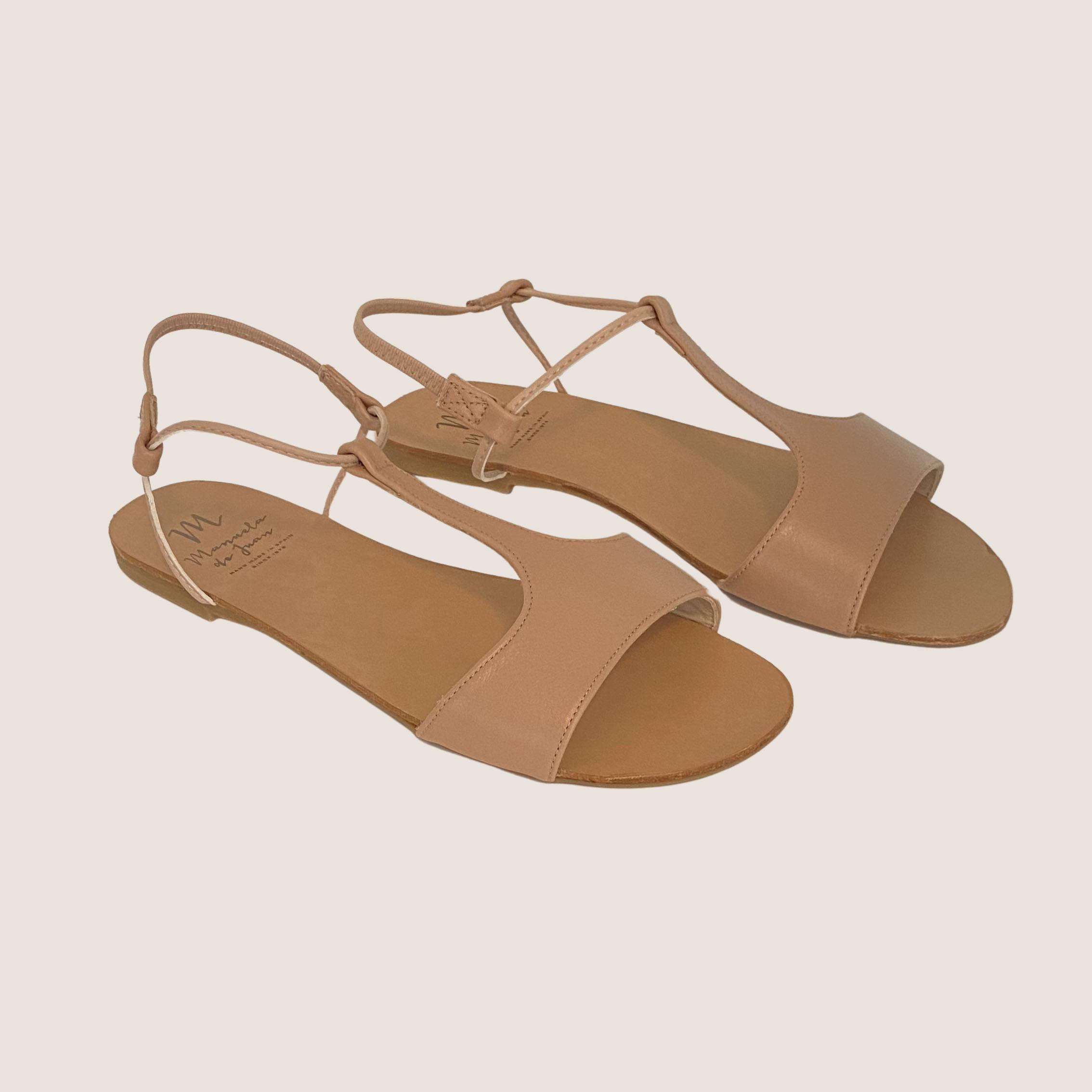 Mikonos Sandal - Leather