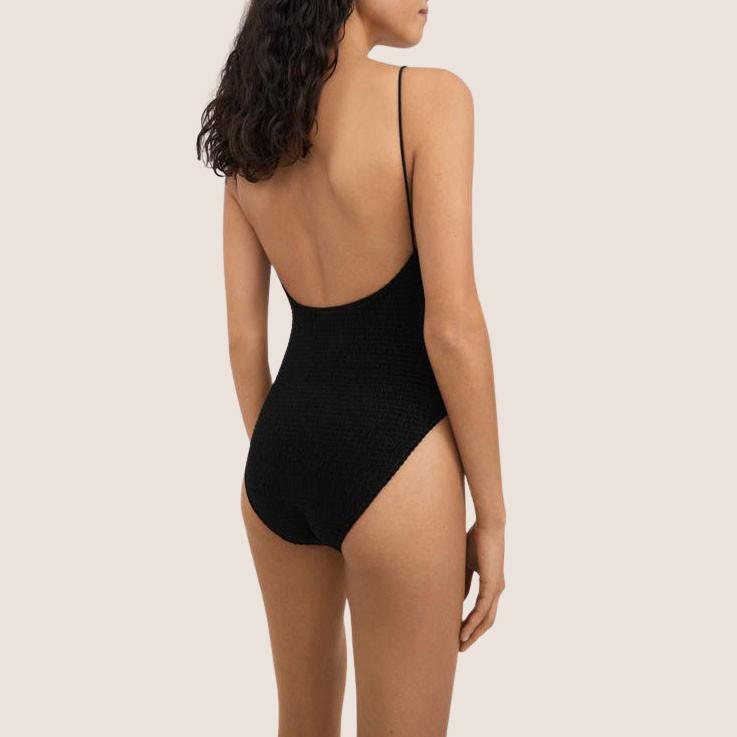 Smocked Swimsuit