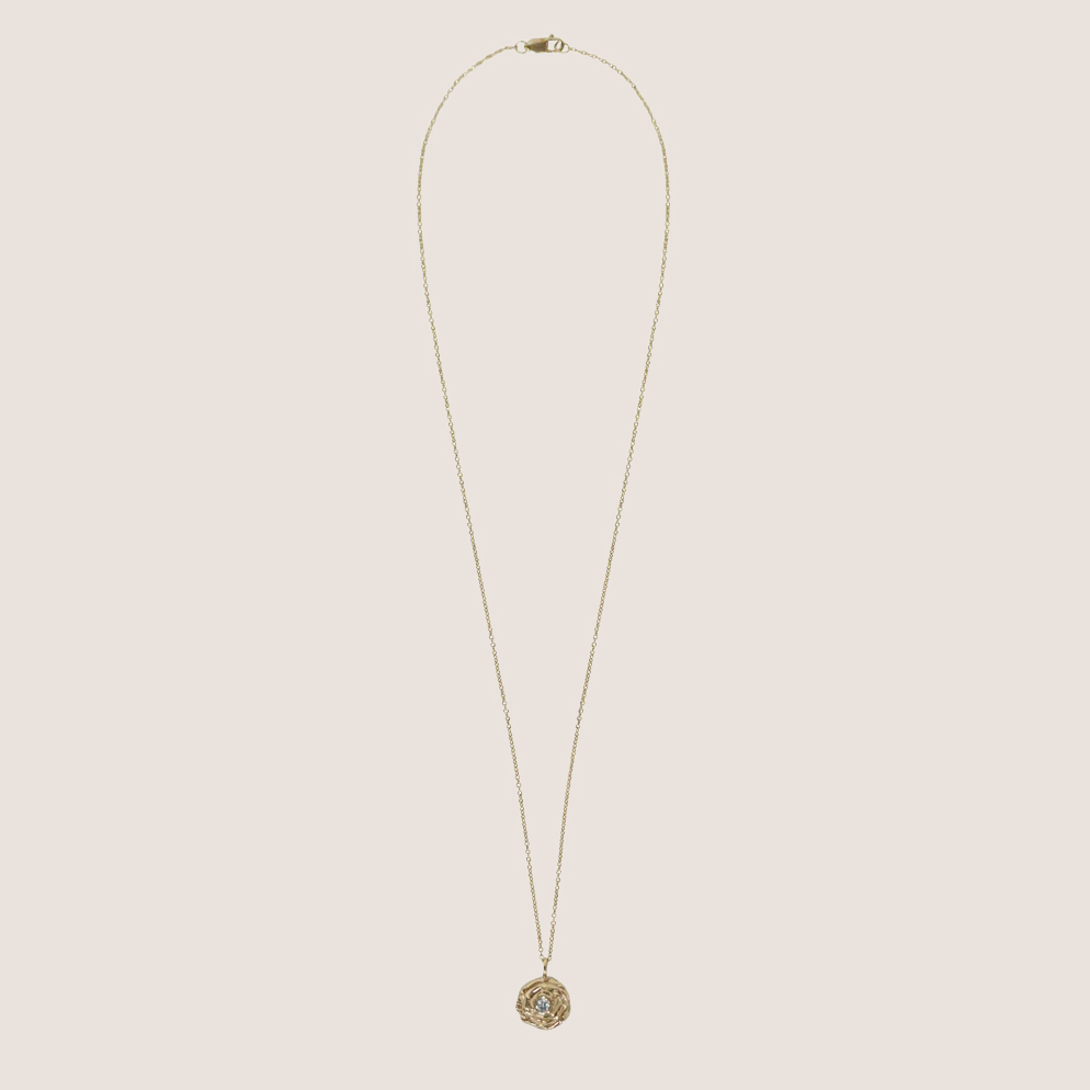 Edith Diamond Necklace