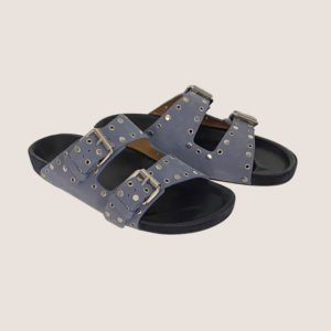 Lennyo Sandals – Suede