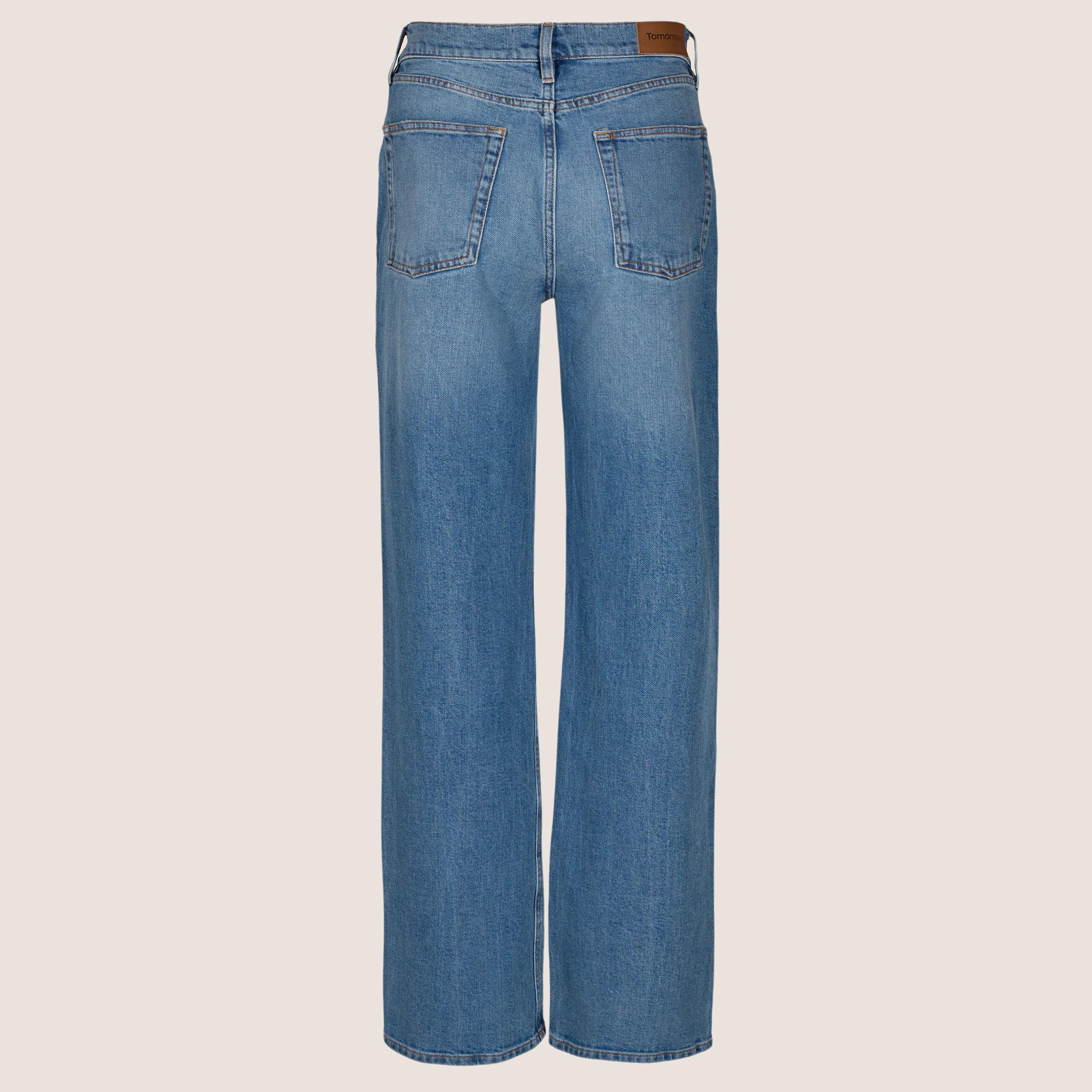Brown Straight Jeans - Lowa