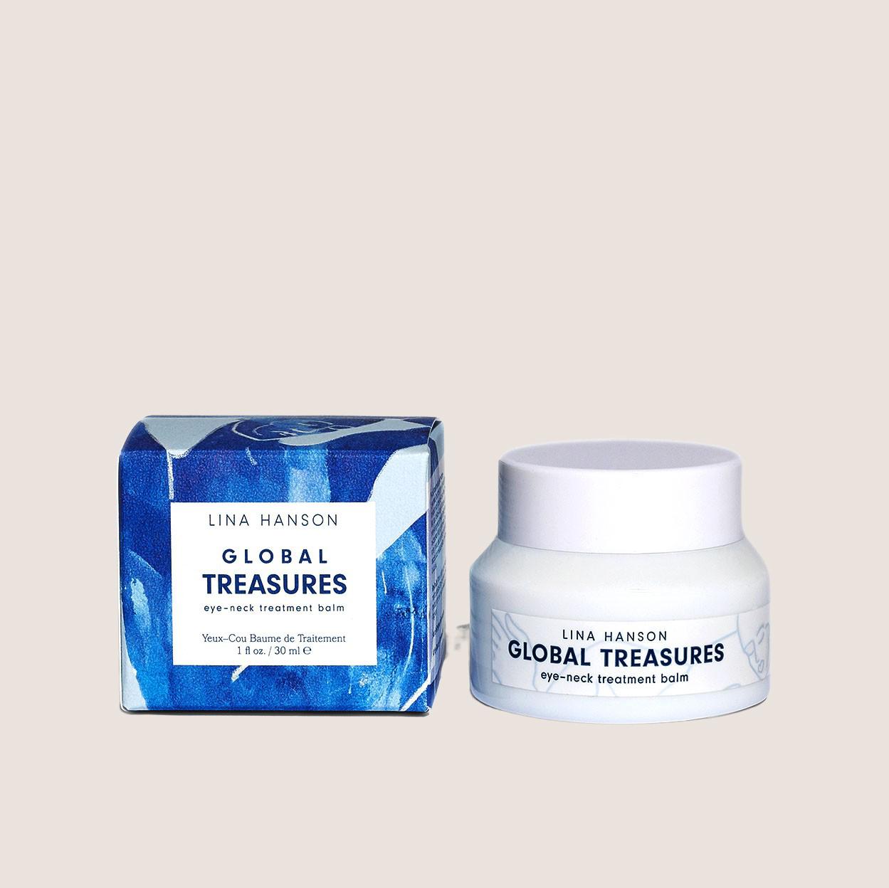 Global Treasures Eye-Neck 15 ml.
