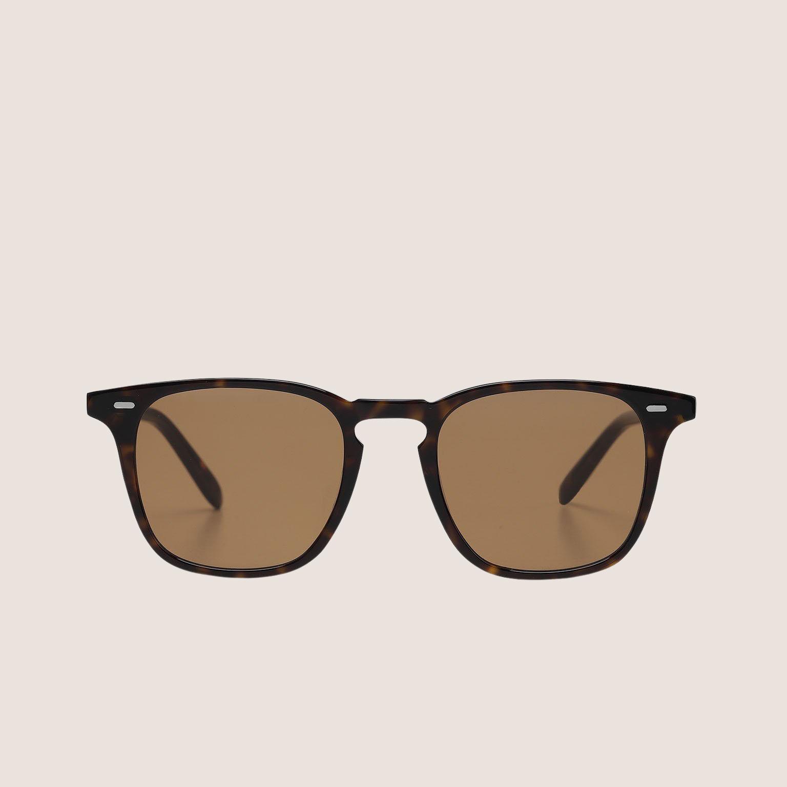 Faber Classic Sunglasses - Brown