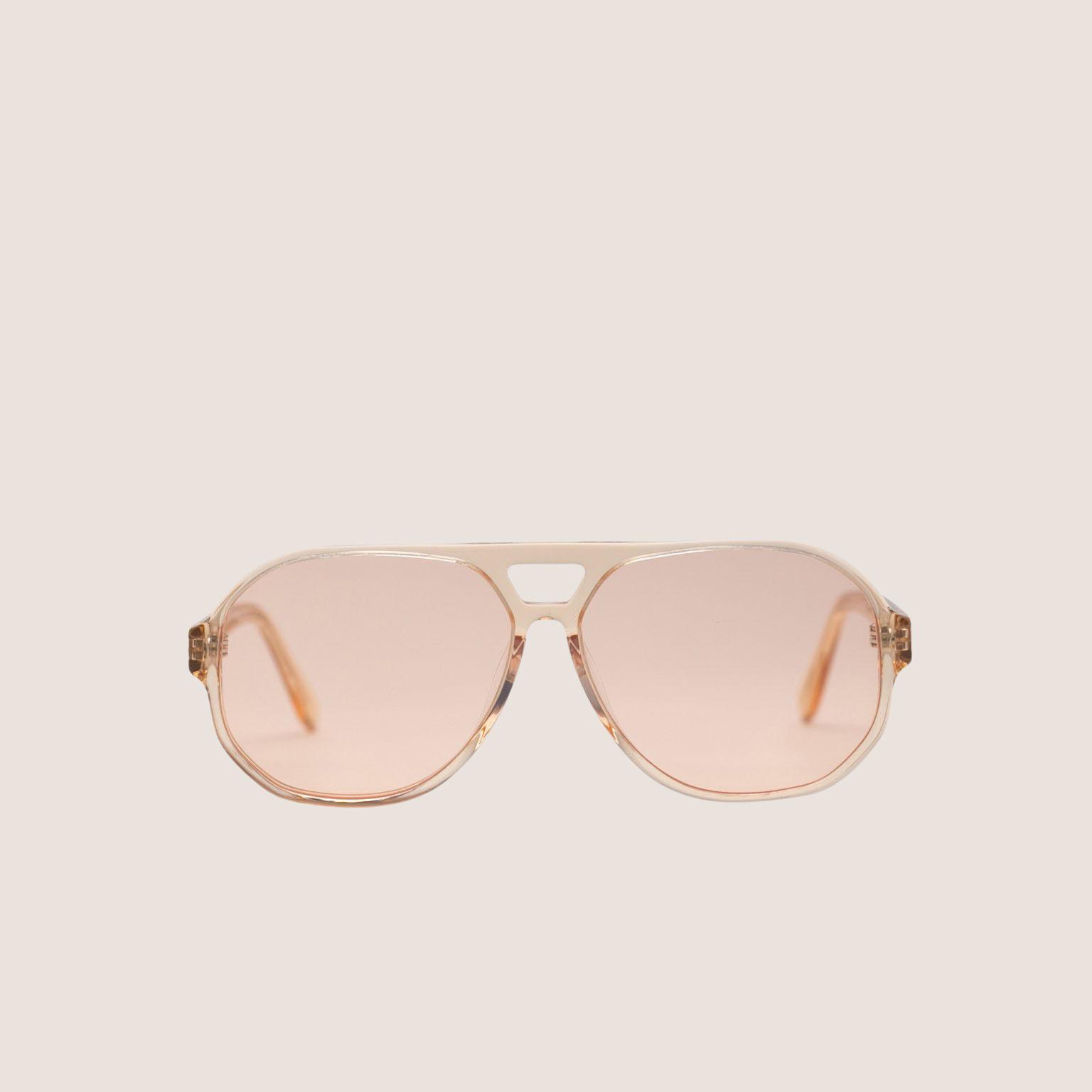 Hvass Sunglasses -Peach