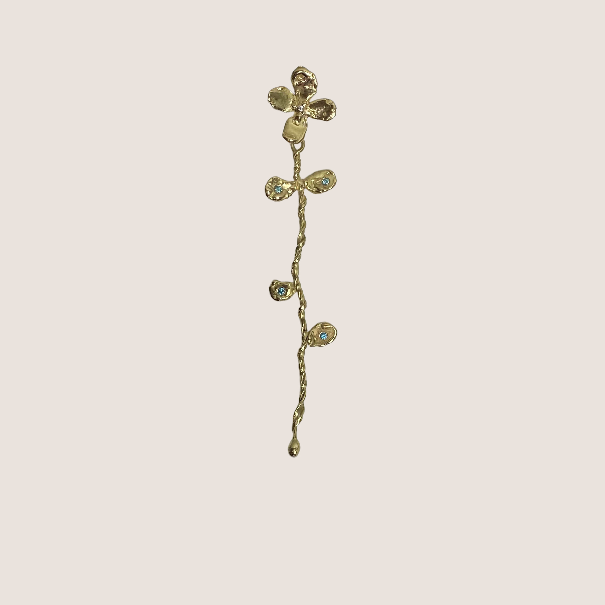 Long Stilk Earring