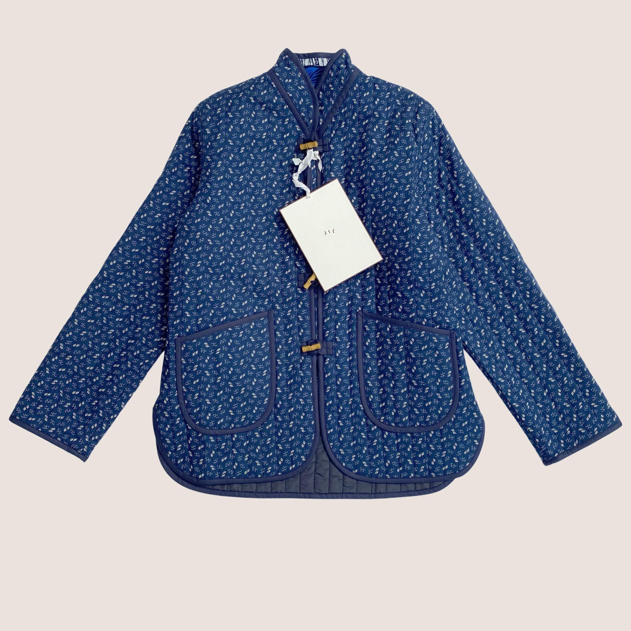 The Original Quilt Jacket - Calico