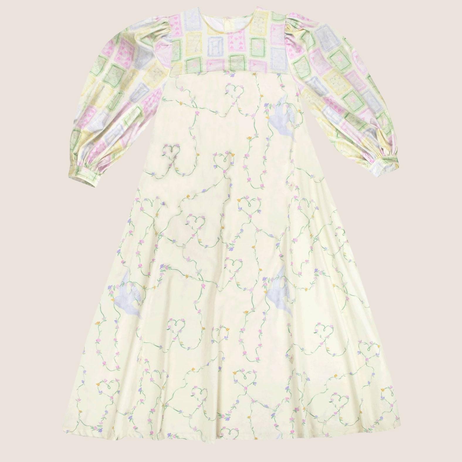 Souffle Dress - Amour