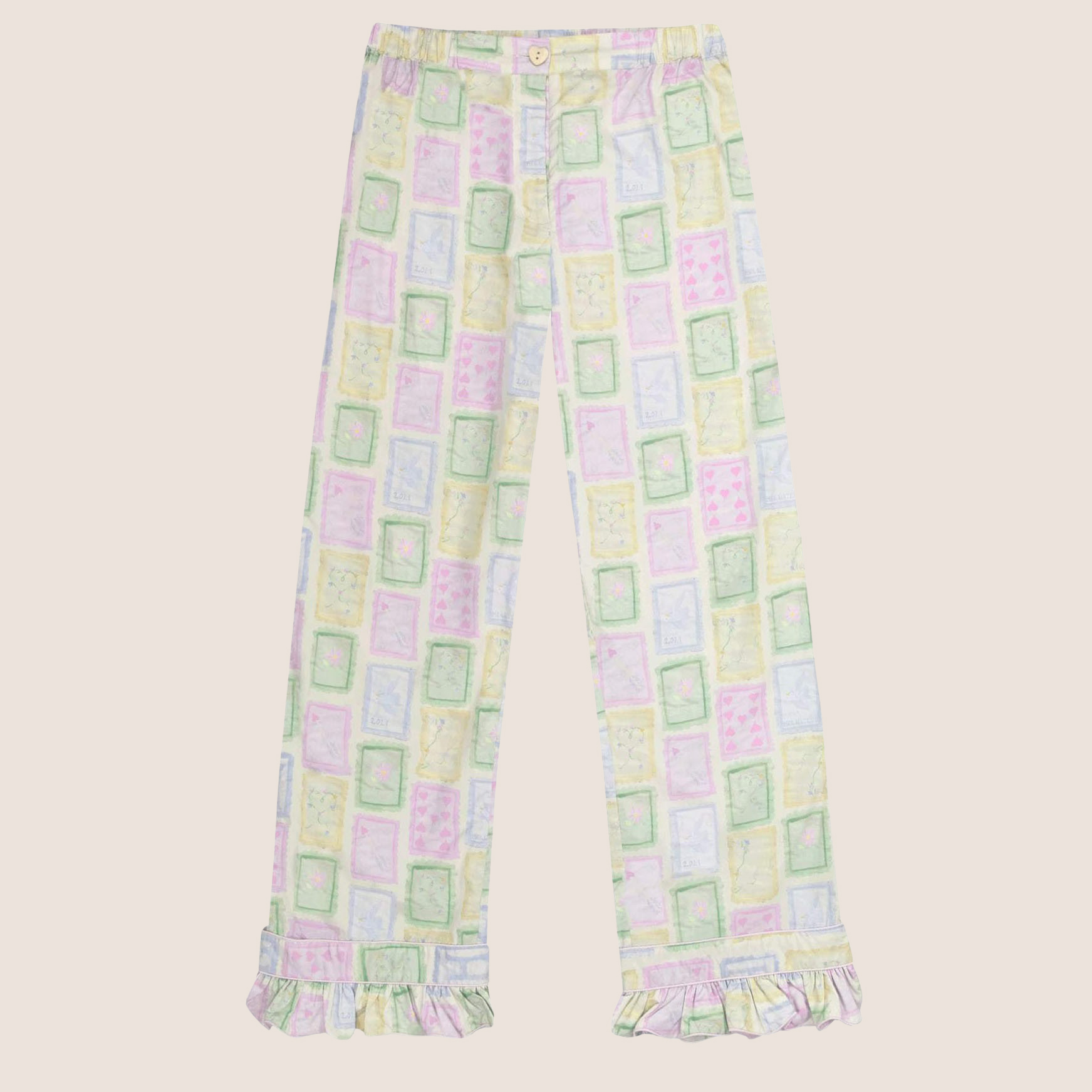 Nomi Pants - Stamp