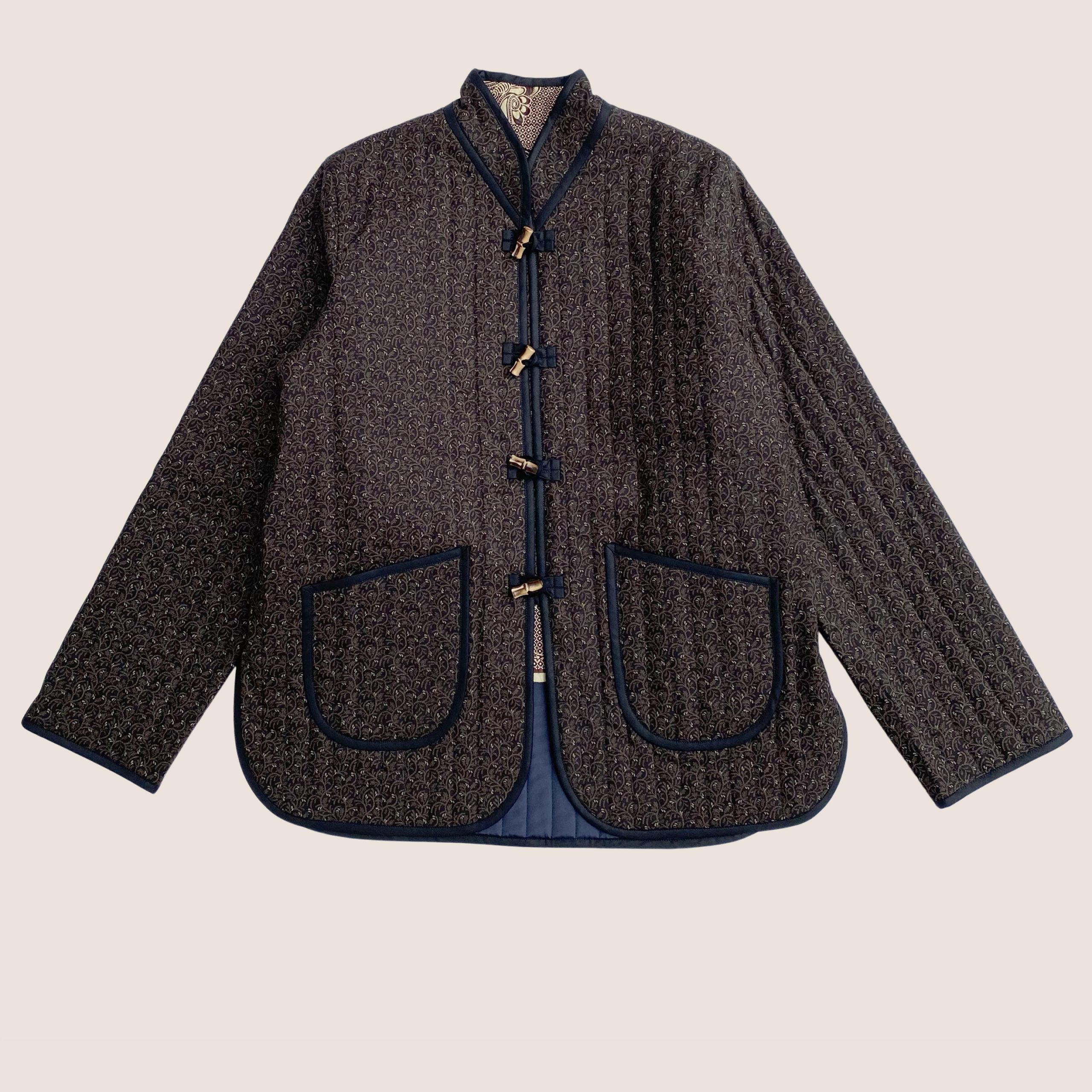 The Original Quilt Jacket - Willow