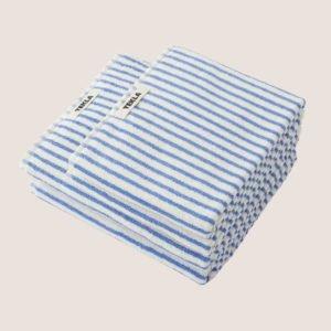 Bath Towel – Thin Stripe