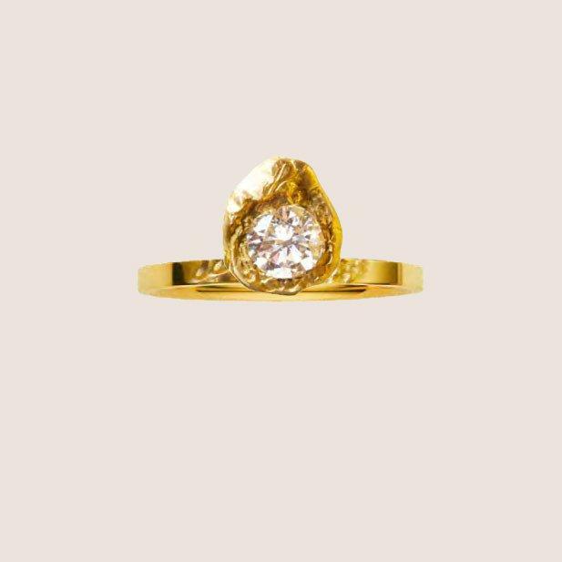 Iman 0.20ct Ring