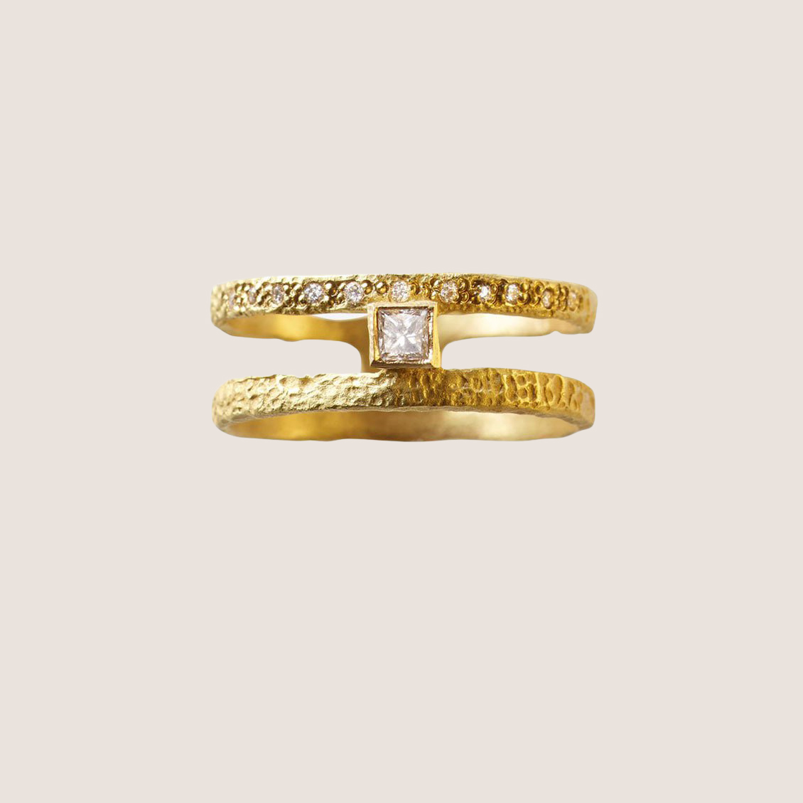 Graphic Ring Lux
