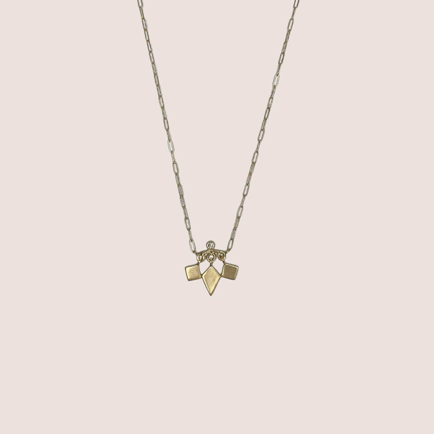 Persian Diamond Necklace