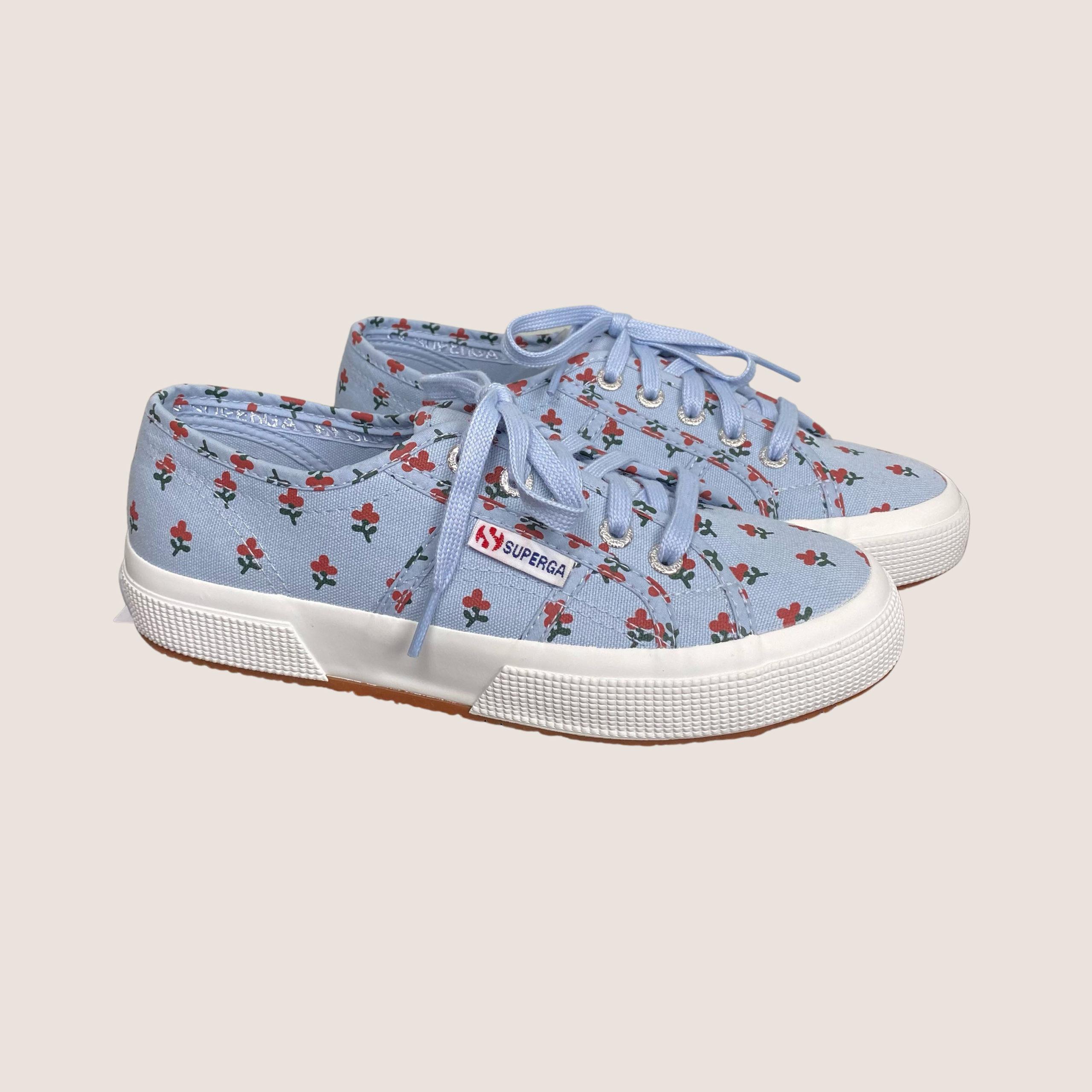 Superga x Leah Maria Sneakers