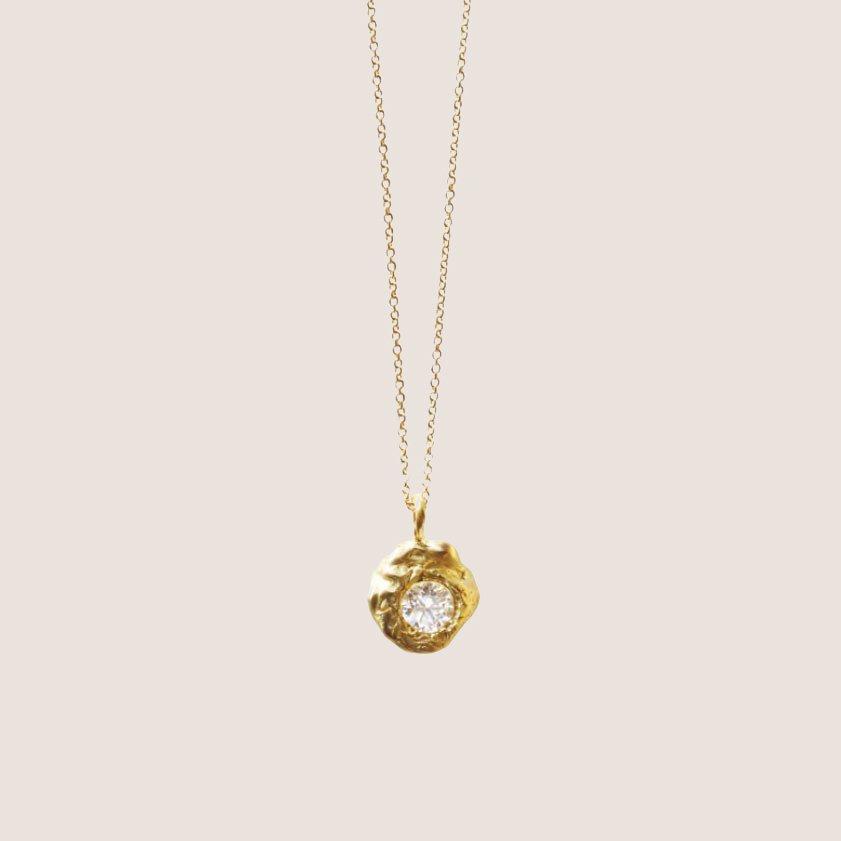 Iman 0.05ct Necklace