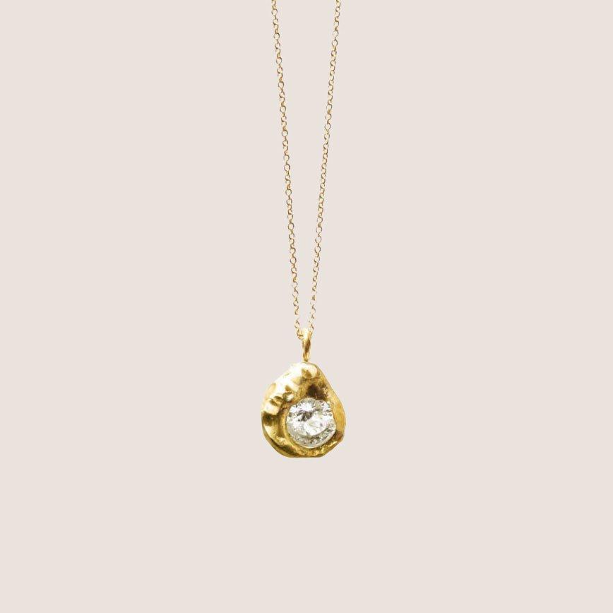 Iman 0.10ct Necklace