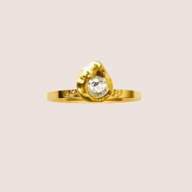 Iman 0.10ct Ring