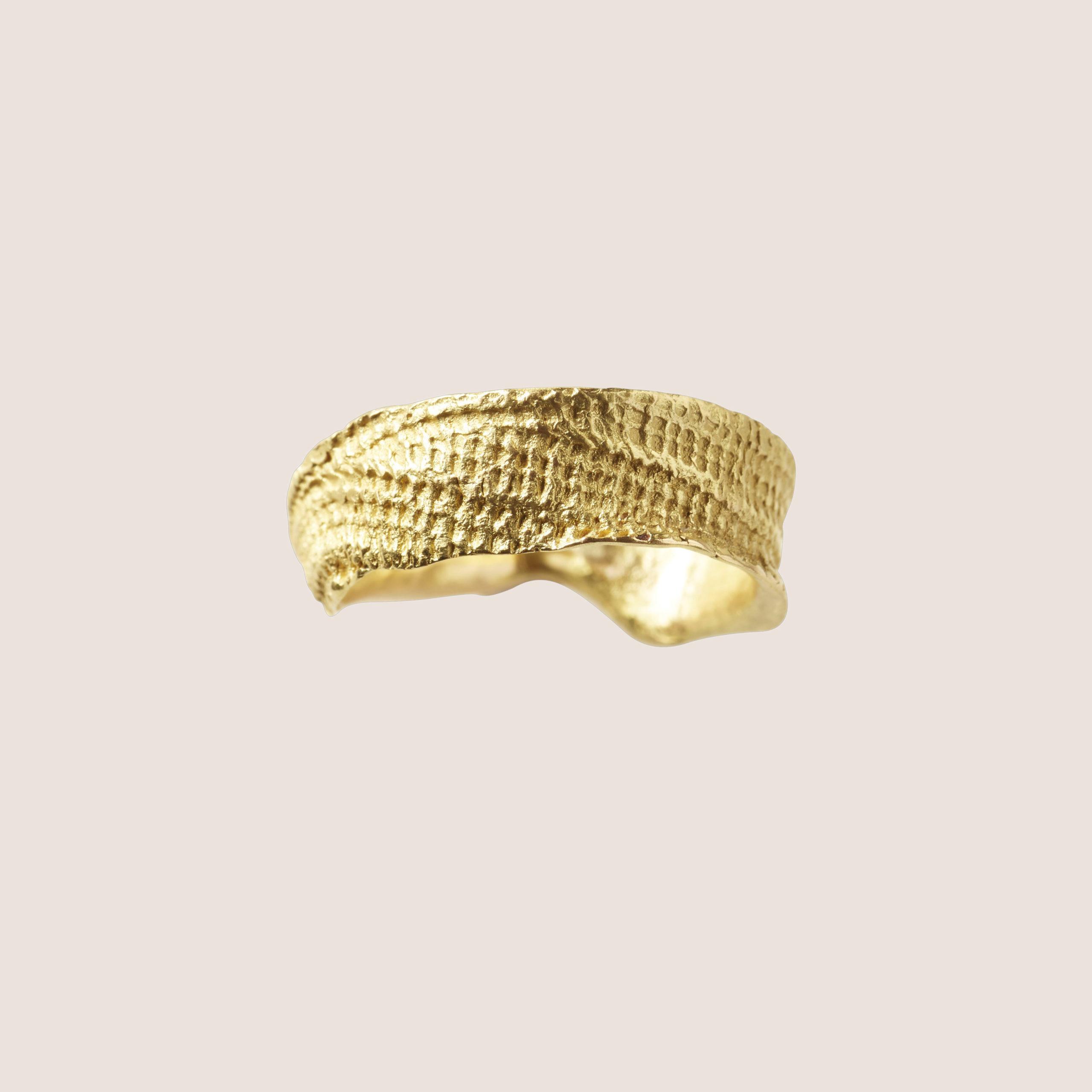 L'amore Mezuzah Ring