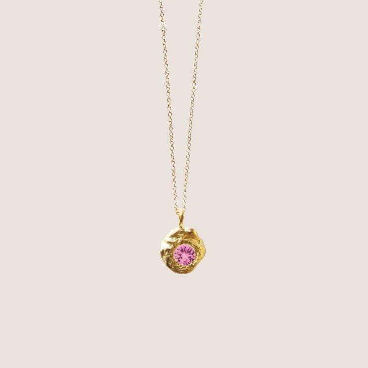 Palmira 0.05ct Necklace