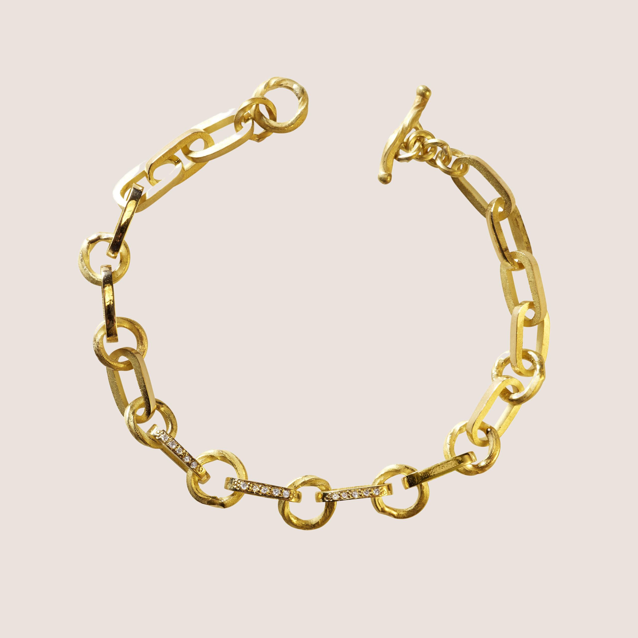 Parisienne Diamond Bracelet