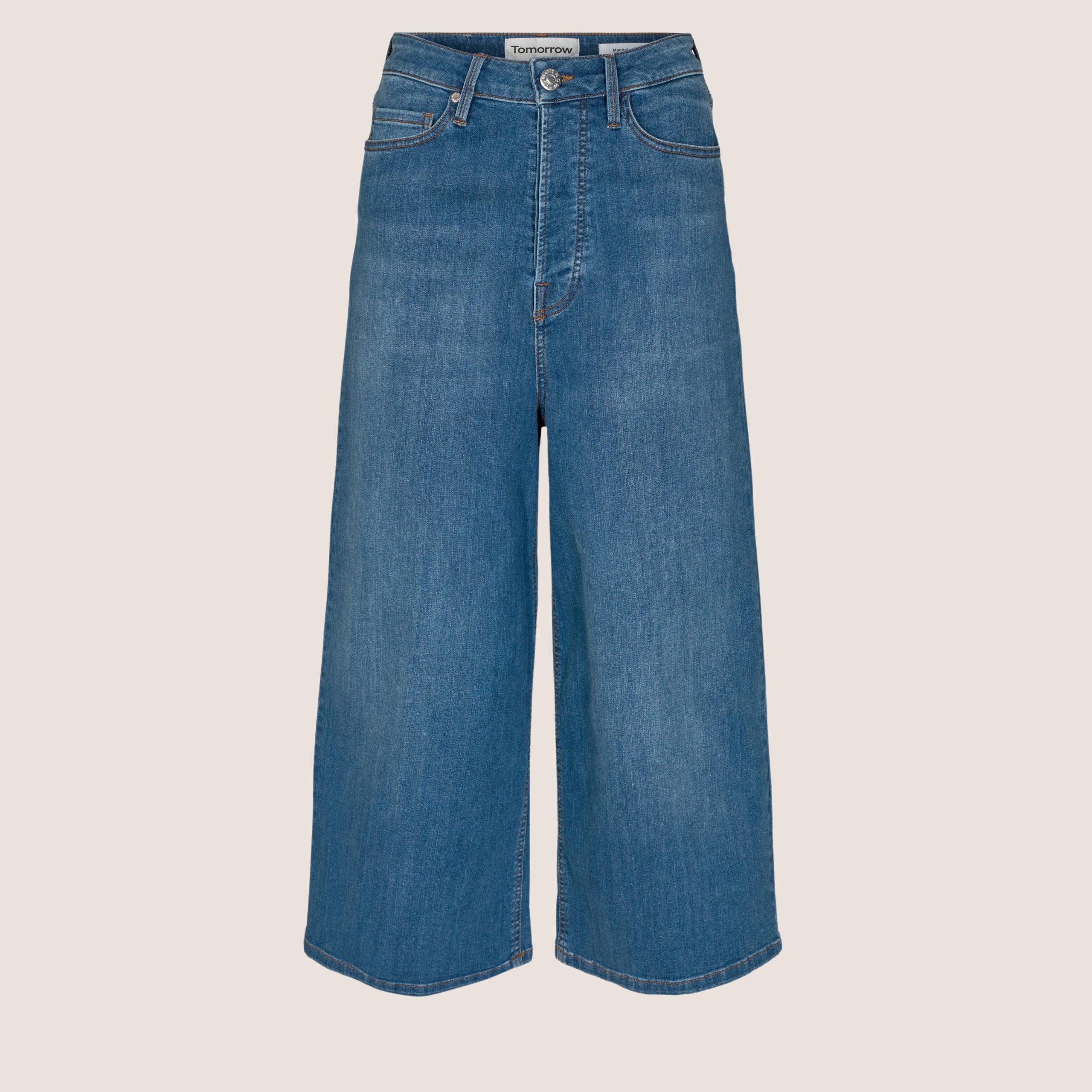 Mandela Culotte Jeans - Florence