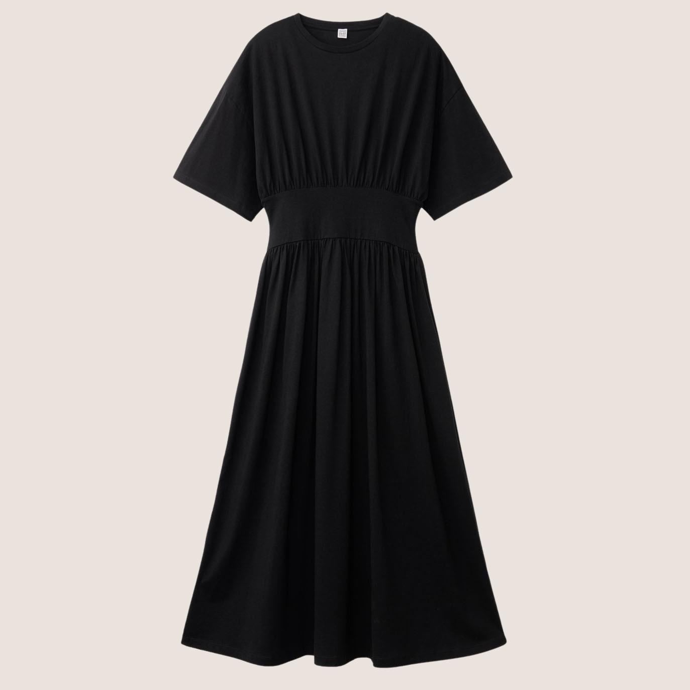 Cotten Tee Dress