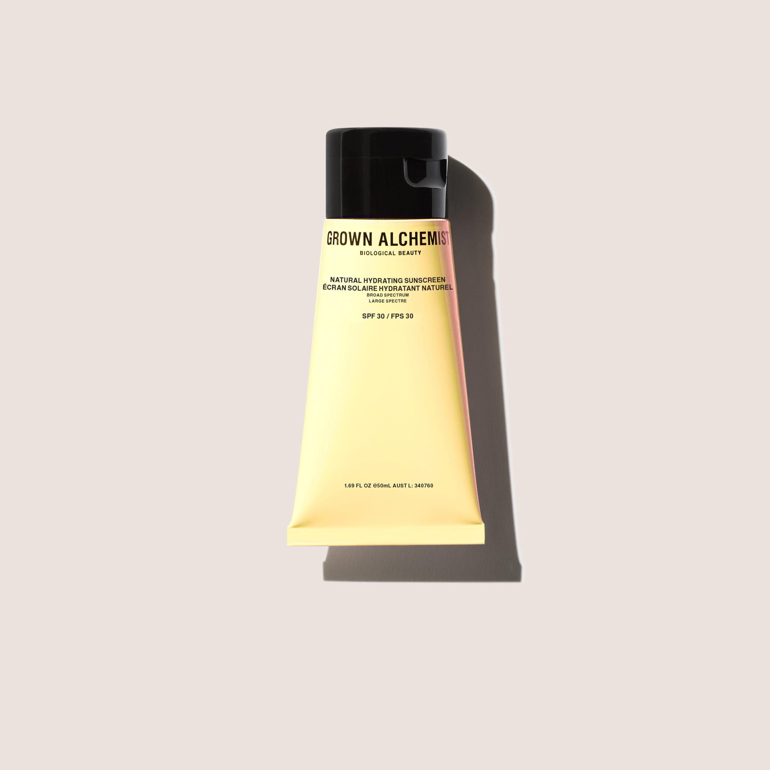 Natural Hydrating Sunscreen SPF-30