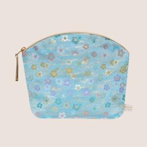 Lavender Make Up Bag