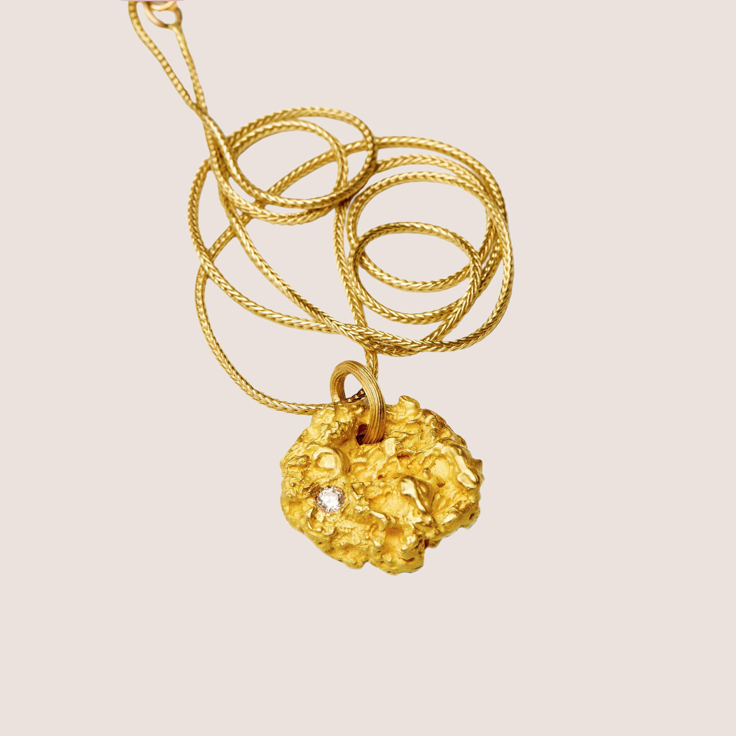 Big Rock Necklace