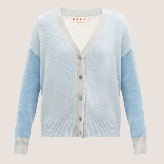 Two Blue Color Cardigan