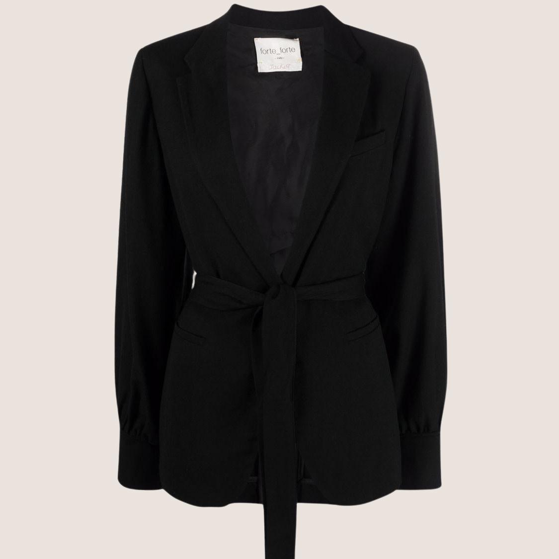 Batavia Belted Jacket