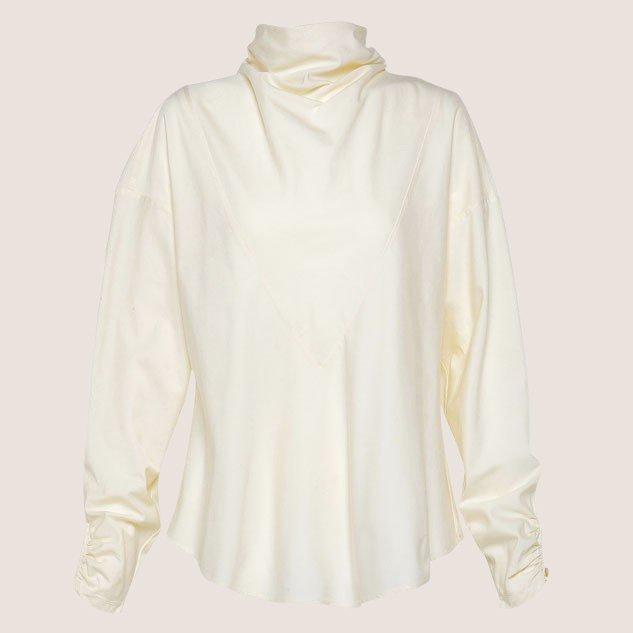Cowl Neck Shirt