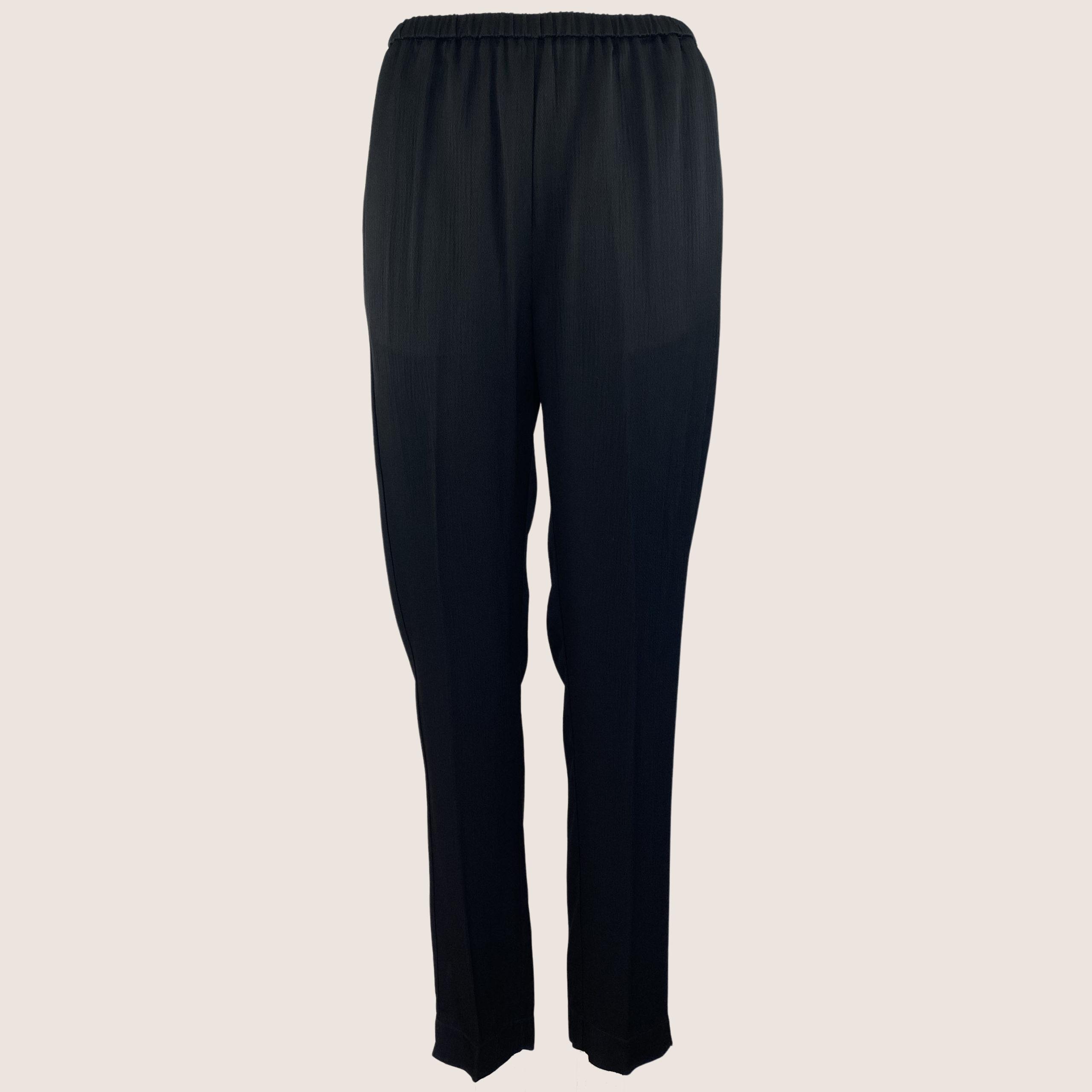 Crepe Pants