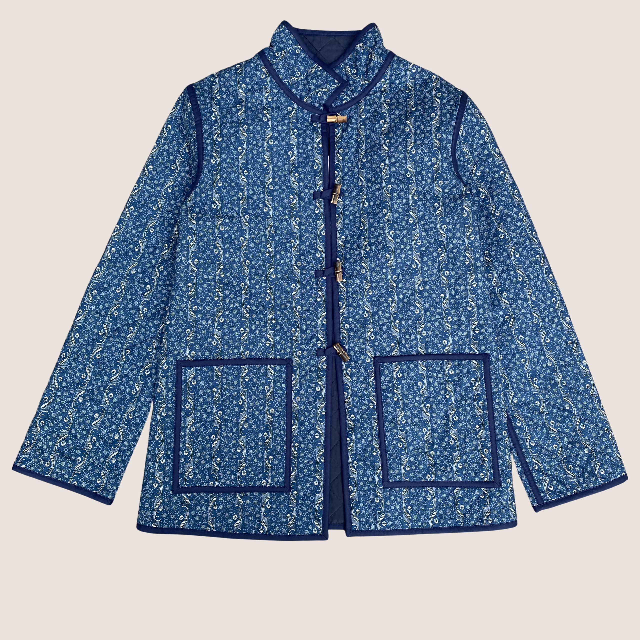 The Replica Quilt Jacket