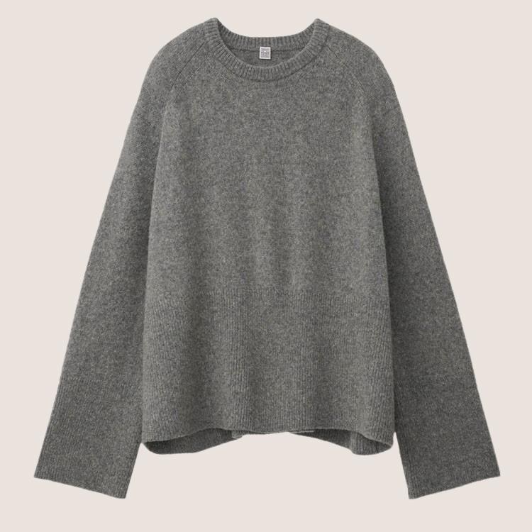Merino Camel Knit