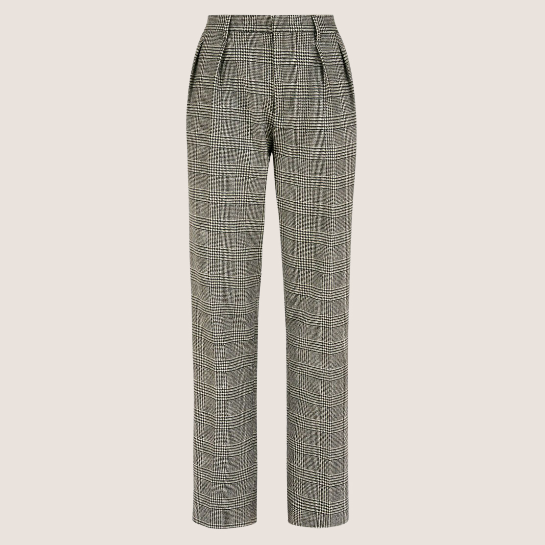Tailored Prince Of Wales Check