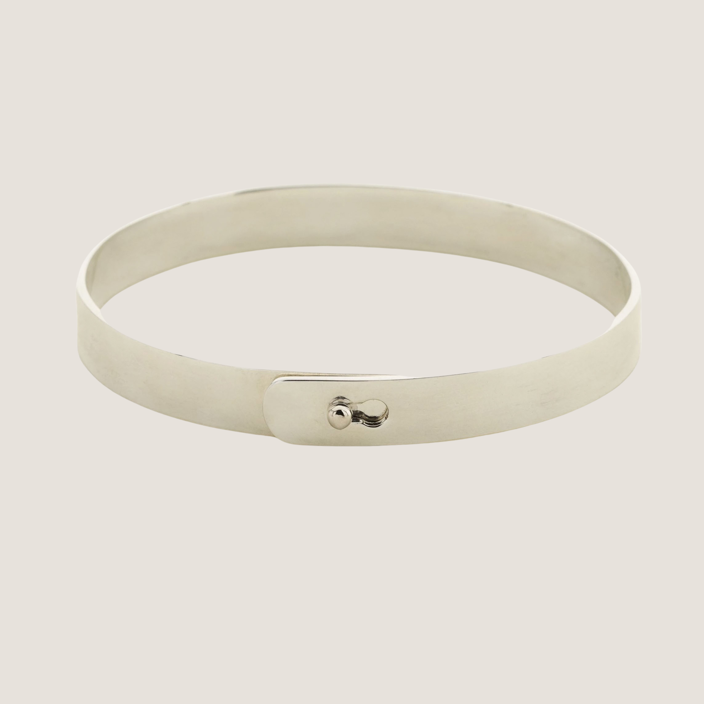 Click Bracelet Silver - Silverball