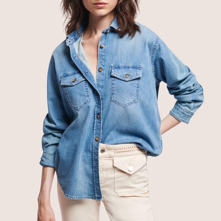 Samia Cowboy Shirt