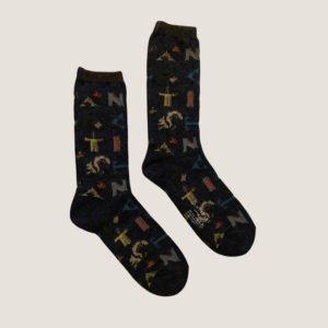 Chunky Socks – AI83A