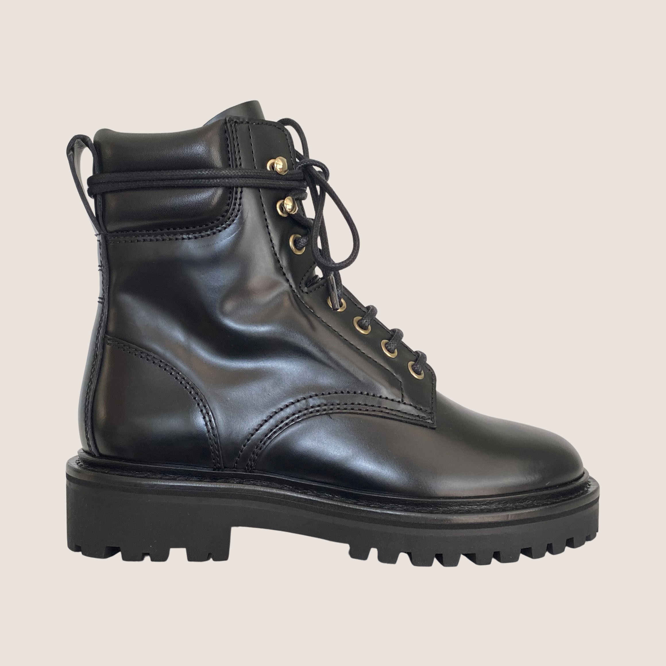 Camp Lace Up Boots