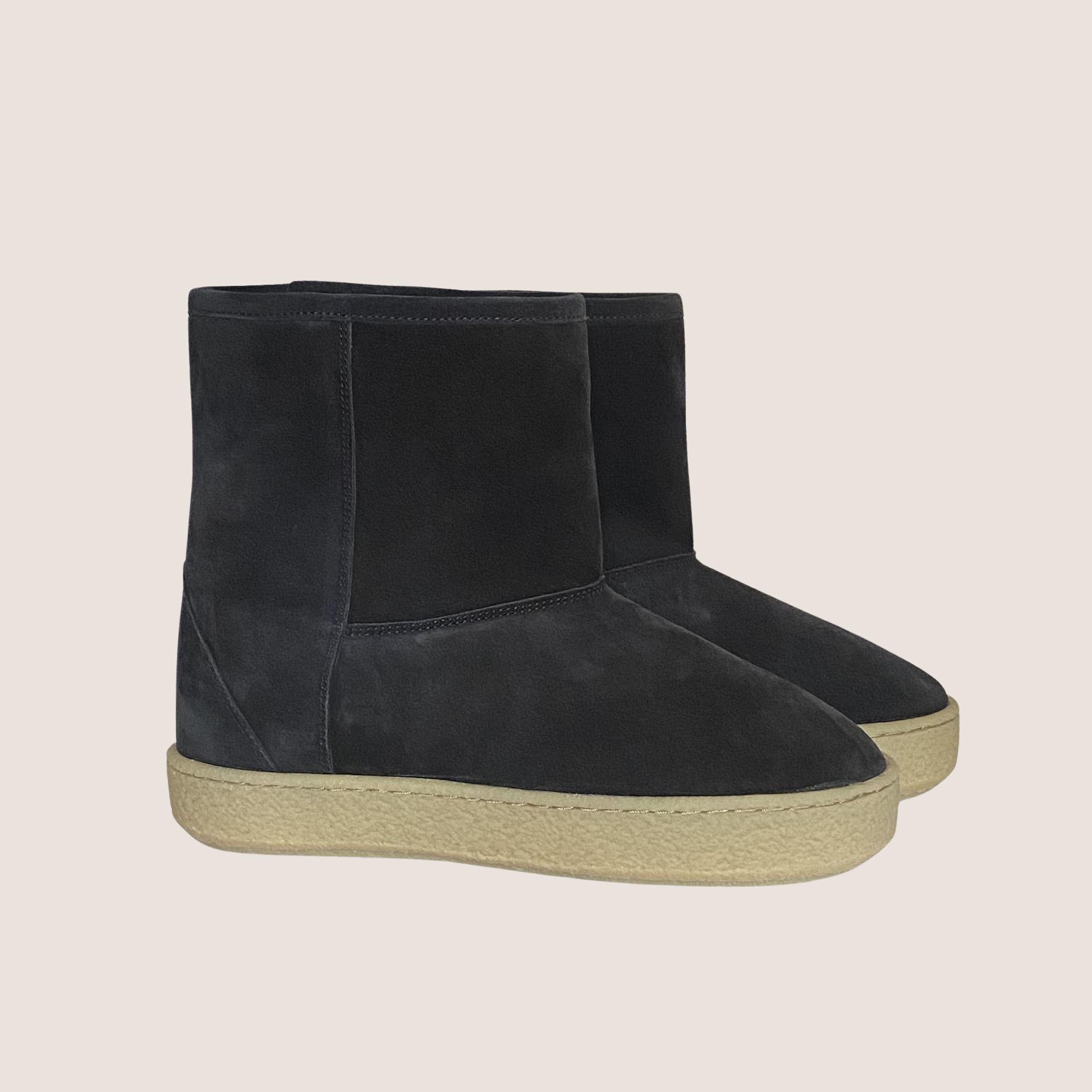 Frieze Boots